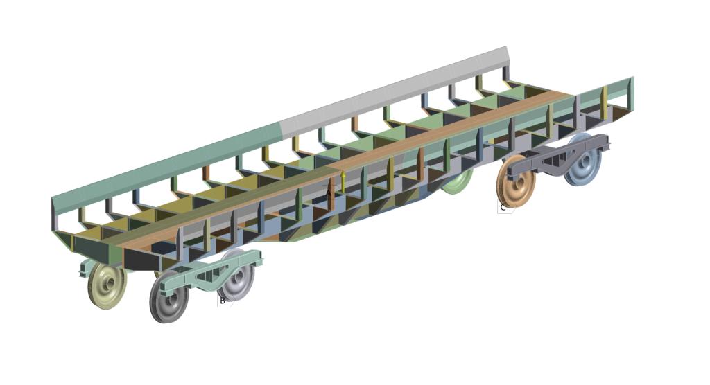 Simulation numérique - Ferroviaire - Modélisation