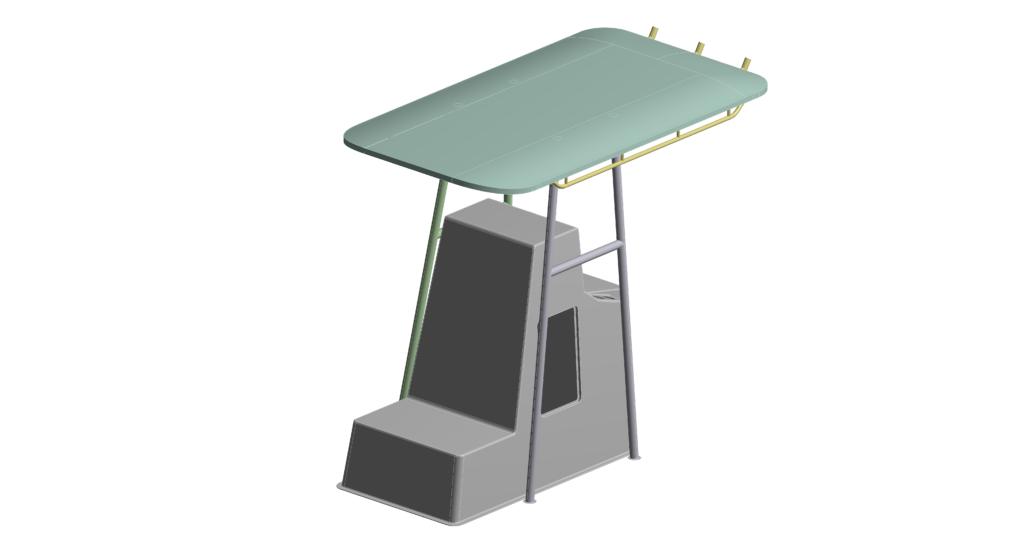 Bureau d'études mécanique et simulation numérique - Naval - Roof