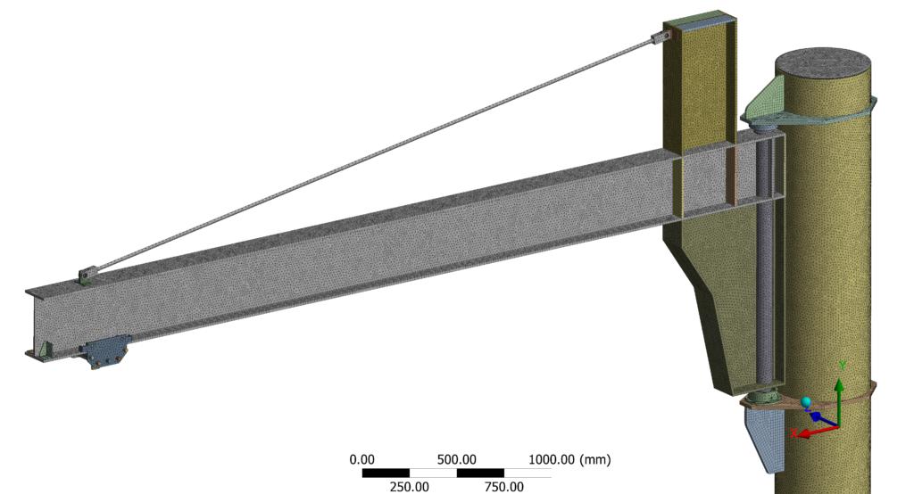 Bureau d'études mécanique et simulation numérique - Outils et gabarits - Maillage